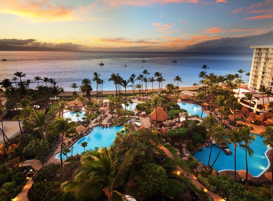 The Westin Maui Resort Amp Spa Go Hawaii