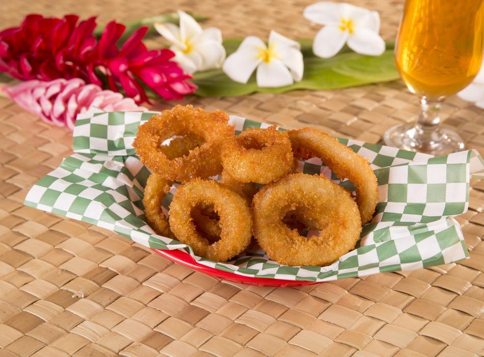 Tiki Grill Onion Ring