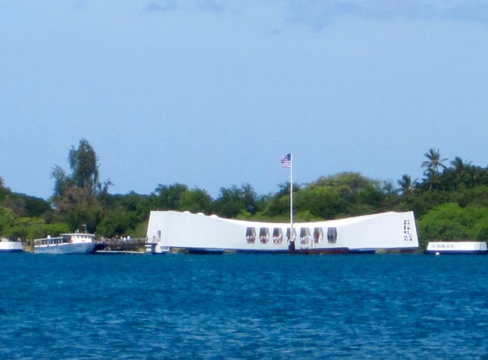 Visit Pearl Harbor and the Arizona Memorial