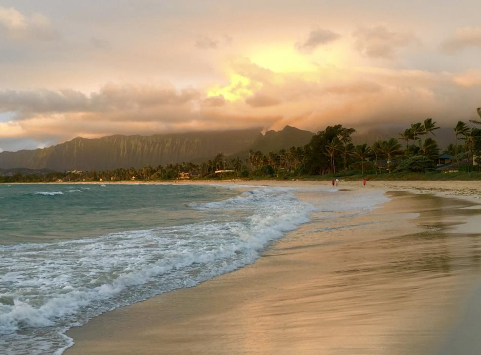 Drink in the beauty of Hawaii