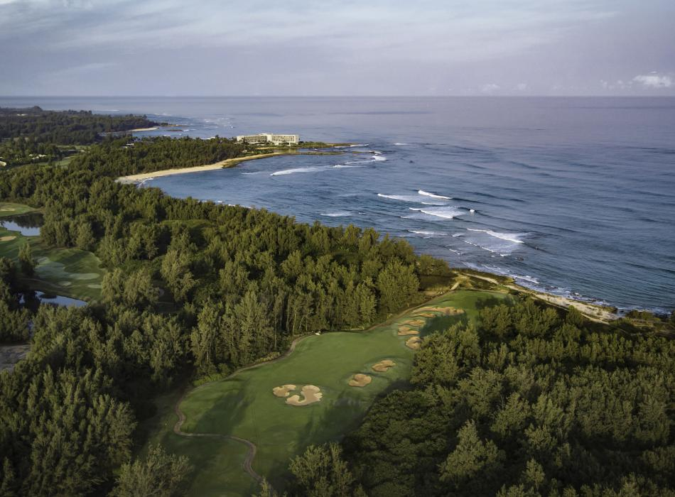 The Courses at Turtle Bay