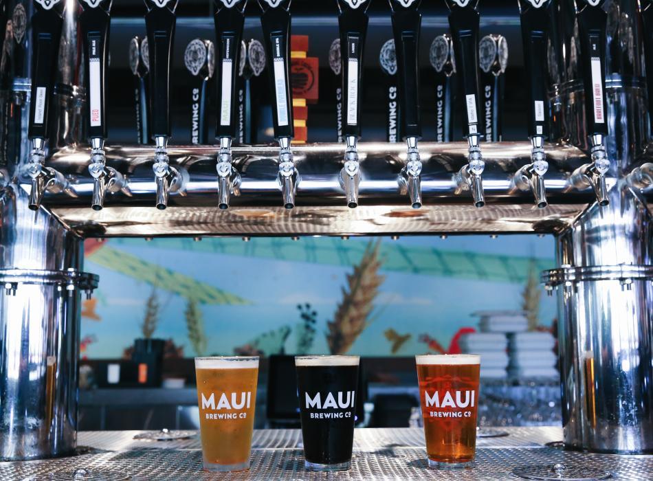 Maui Brewing Co Waikiki