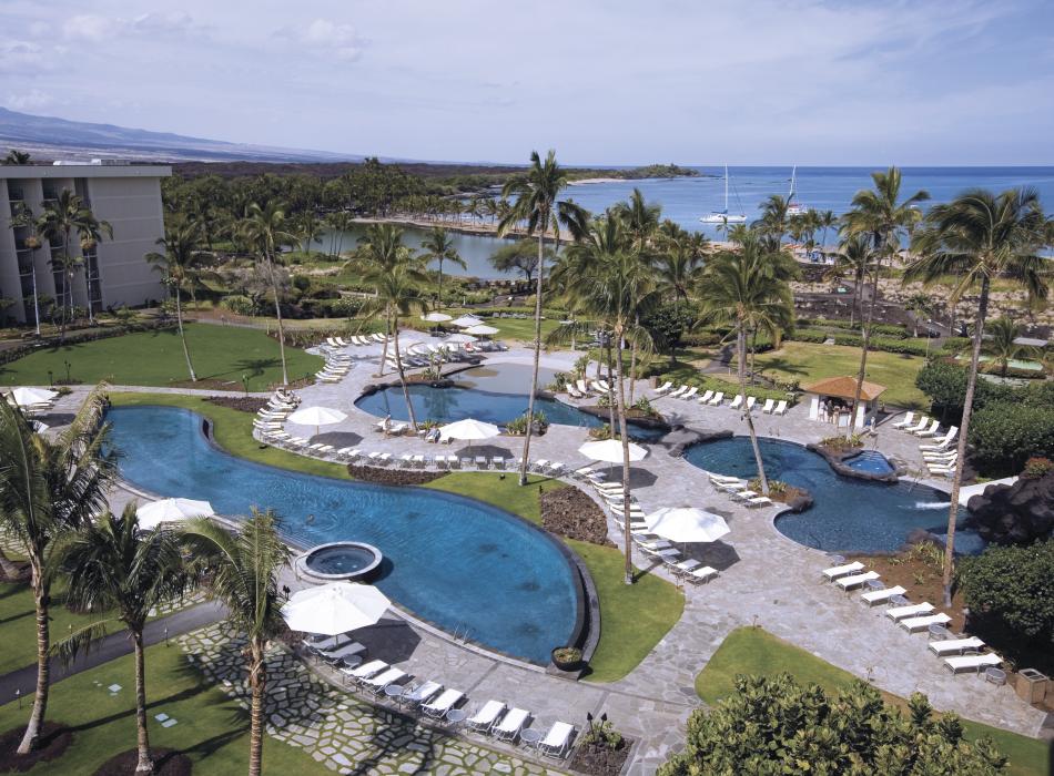 Waikoloa Beach Marriott 3