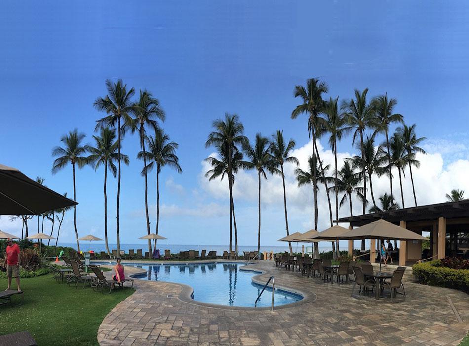 Ekahi VIllage Beach Front Pool