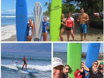 Nancy Emerson Surf Clinics Maui