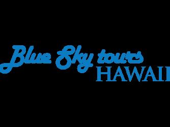 Blue Sky Tours Logo