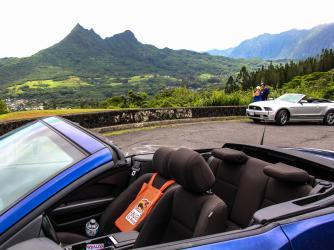 Nuuanu Pali Lookout - Oahu