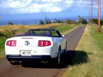 Renting a Car in Hawaii