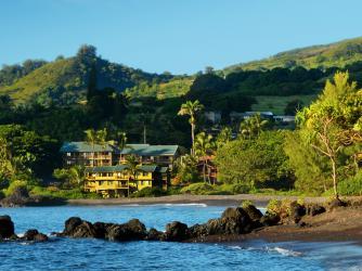 Hana Kai Maui from Hana Bay