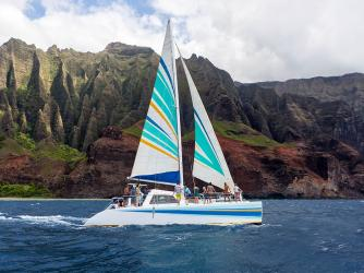 Napali Coast Snorkel Sail