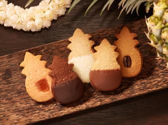 Honolulu Cookie Company's Premium Shortbread Cookies