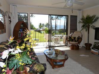 Ka Hale Kealoha Living Room
