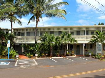 Kauai Palms Hotel Exterior View