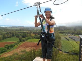 Zipline with Climb Works