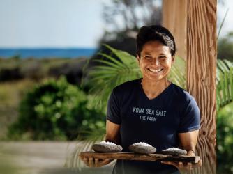 Kona Salt Farm Tours