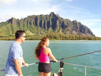 Kualoa Ocean Voyage