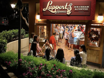 Lappert's Hawaii: Hilton Hawaiian Village