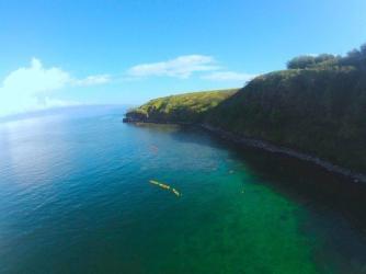 Honolua Bay Kayak Tour