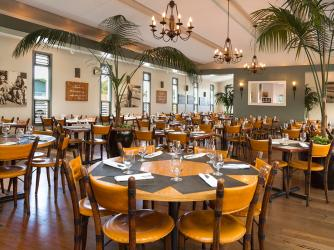 Merriman´s Dining Room at Lunch