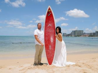 My Hawaii Wedding 1