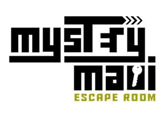 Mystery Maui escape room logo