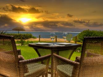 Sunrise Oasis