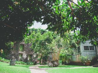 Haiku Mill and Cane House