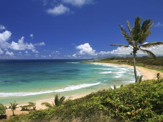 Kealia Beach, Royal Coconut Coast, Kauai