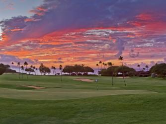Royal Kaanapali #5 sunset