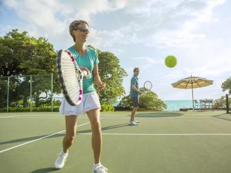 Seaside Tennis Club at Mauna Kea Beach Hotel