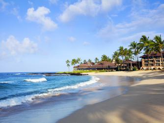 Sheraton Kauai Resort Exterior
