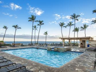 Sugar Beach Resort Pool