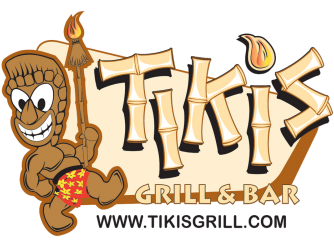TIki's Grill & Bar Logo Transparent PNG