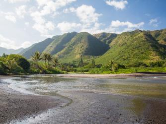 Discover Halawa Valley on Moloka'i