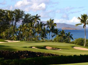 Wailea Gold Course-1