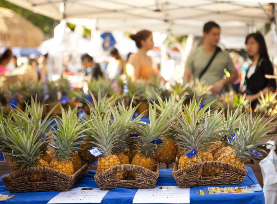 Farmers Markets of Oahu