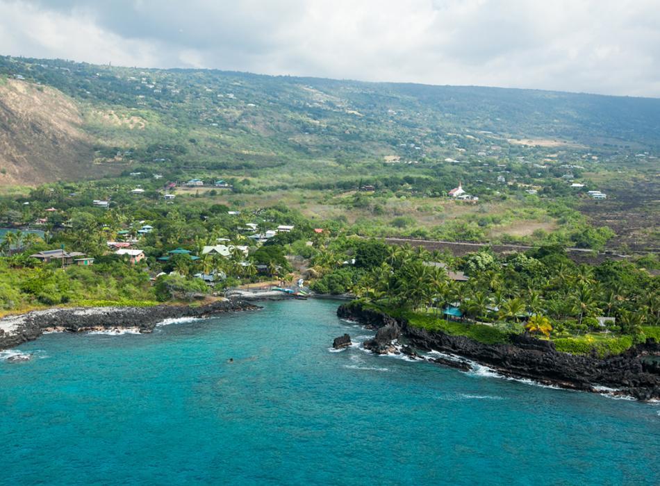 Big Island Hawaii Kona Coffee
