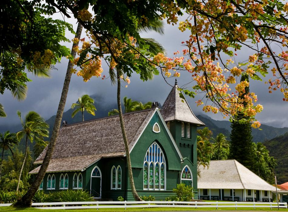 Waioli Mission House & Church