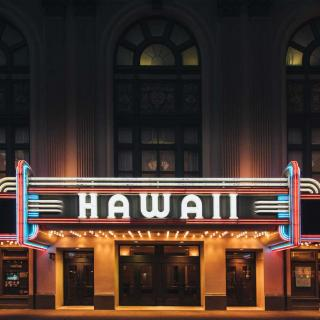 Photo of Downtown Honolulu