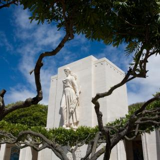 Photo of National Memorial Cemetary of the Pacific